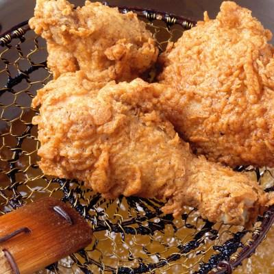 Rosemary-Brined, Buttermilk Fried Chicken recipe ...