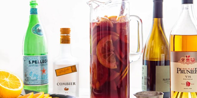 Sangria Hero Photo By Chelsea Kyle Food Styling Anna Stockwell