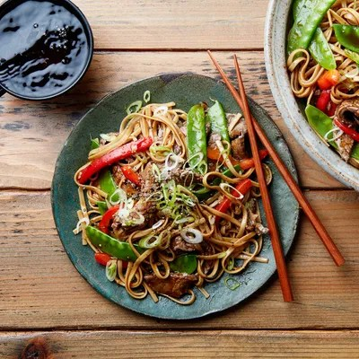 Image may contain Food Noodle Pasta Dish Meal Animal Seafood Sea Life Lobster Plant Vermicelli and Spaghetti