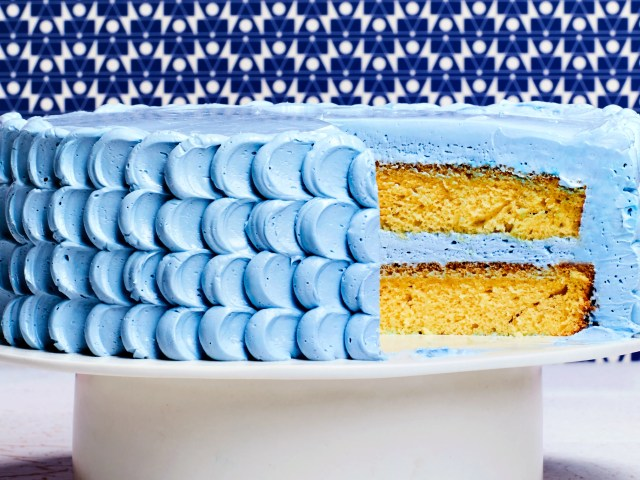 Easy Cake Decorating Ideas Using Just a Spoon  Epicurious