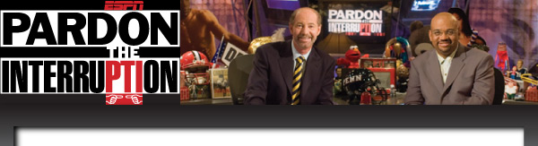 ESPN Pardon the Interruption | Sign Up Now