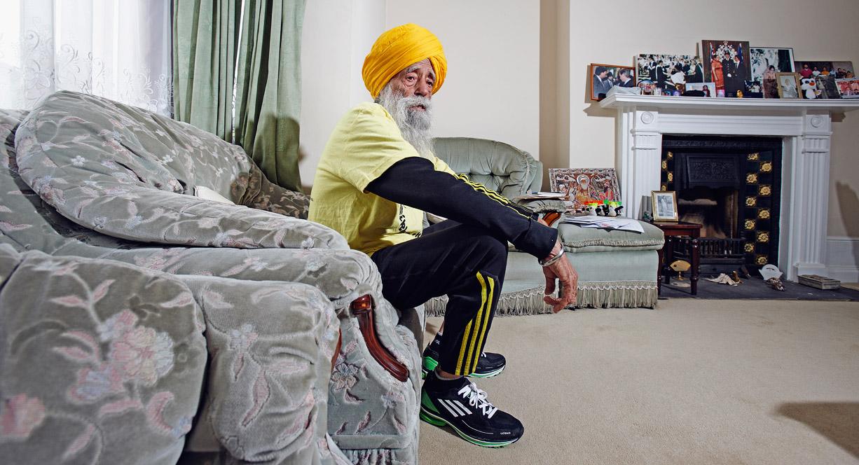 Fauja Singh, espn.com