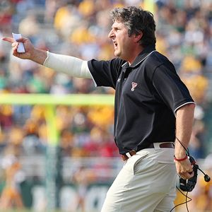 Texas Techs Mike Leach