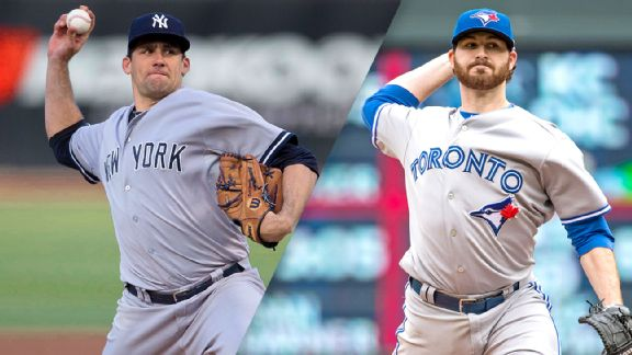 Nate Eovaldi and Drew Hutchison
