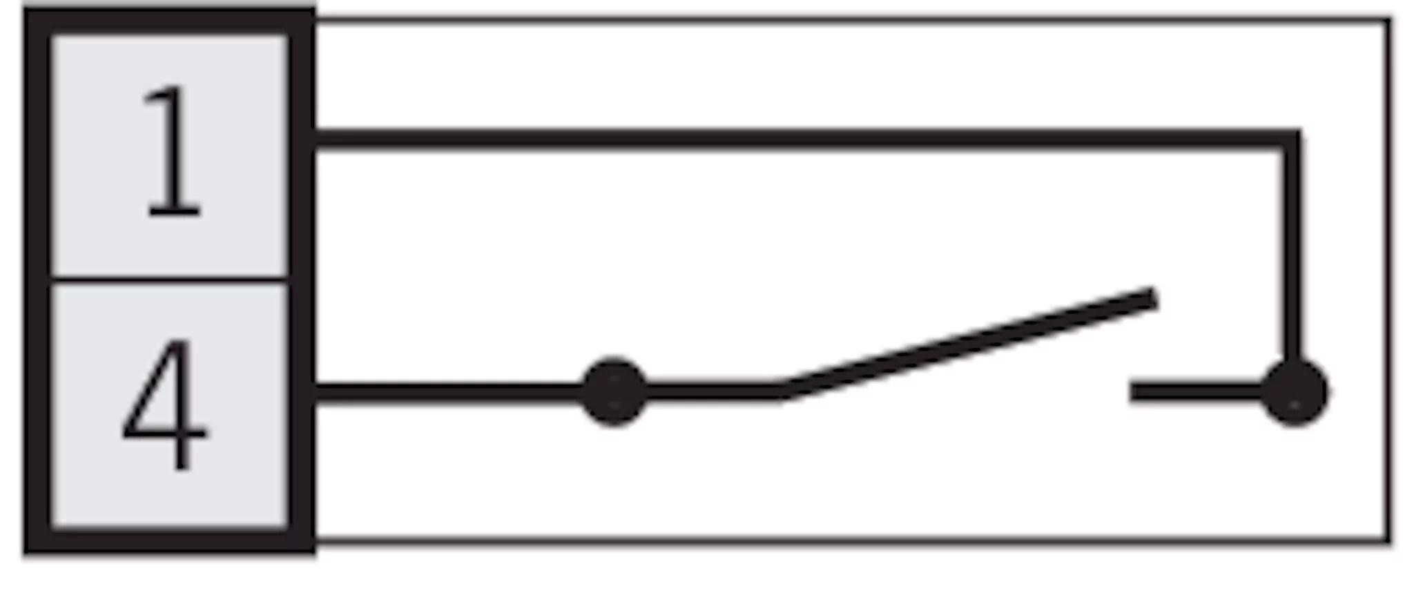 Egt1 4asem4c Precision Single Hole Fixing Limit Switch