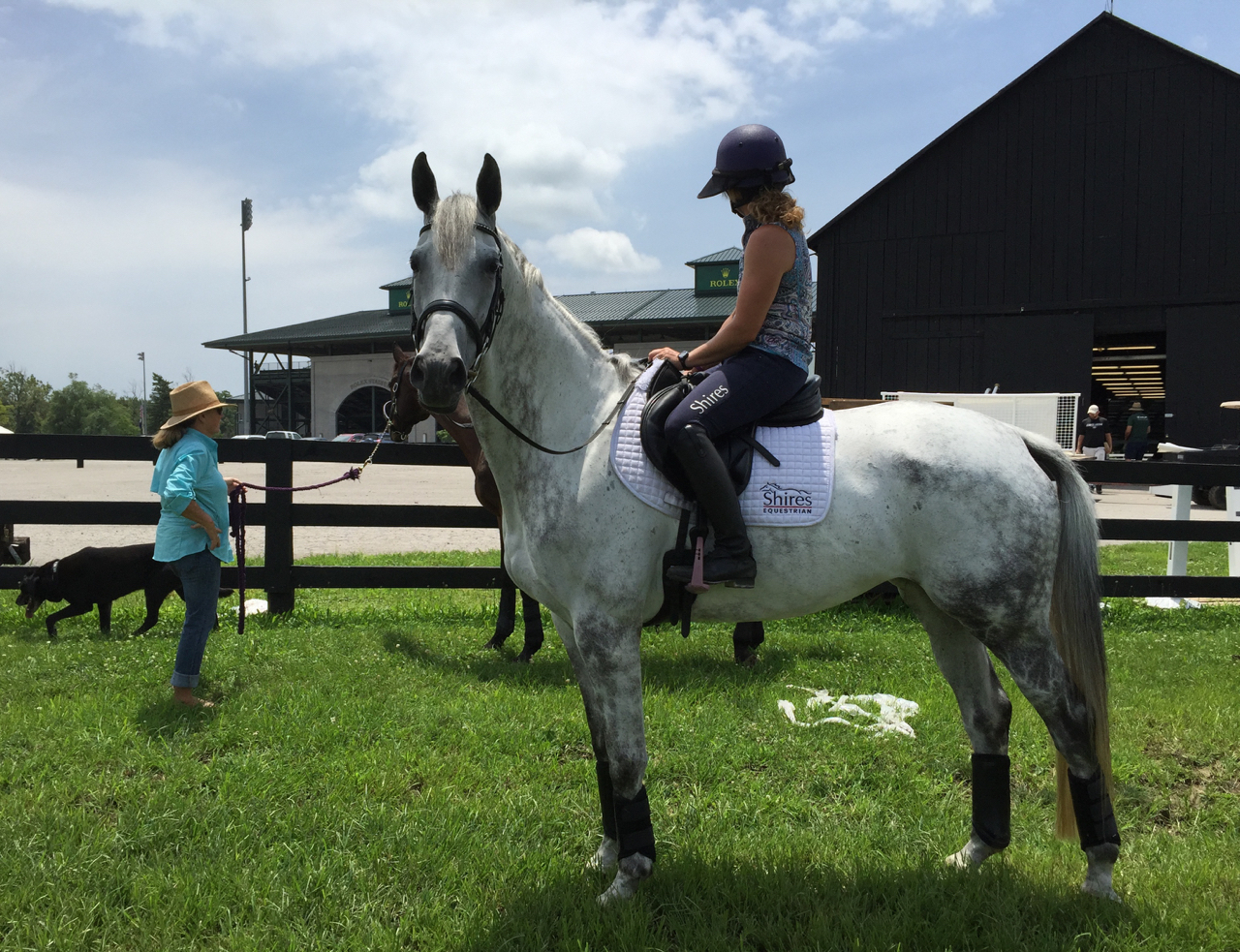 A Day At Kentucky Horse Park With Meghan ODonoghue