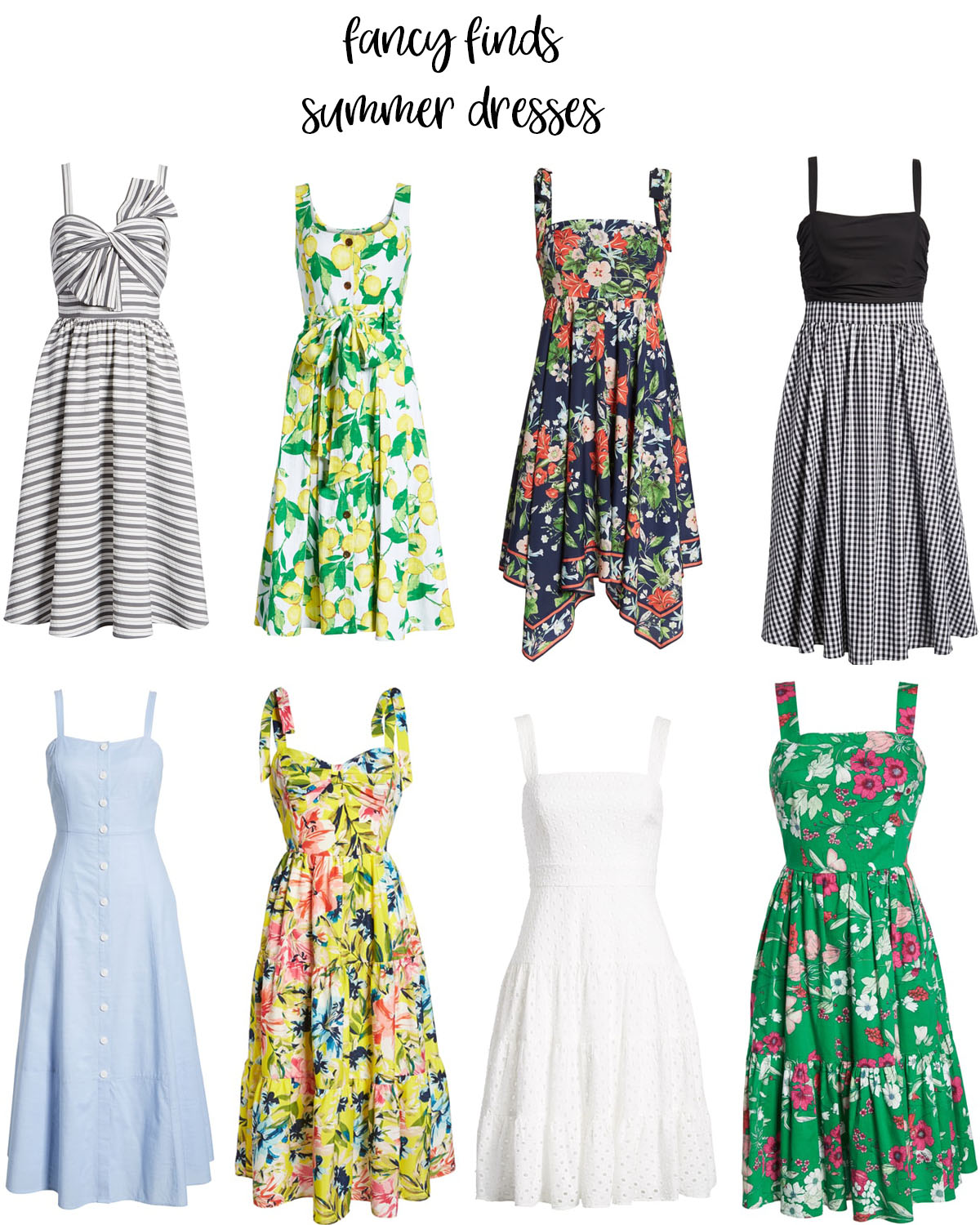Super Cute Summer Dresses You Need To Have