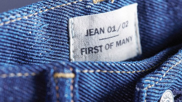 Recycle Jeans Insulation