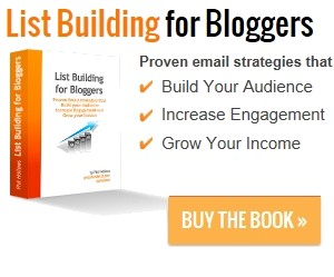 Buy List Building for Bloggers, proven email strategies to build your audience, increase engagement and grow your income.