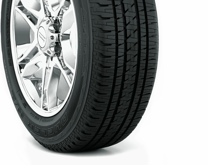bridgestone tire warranty miles