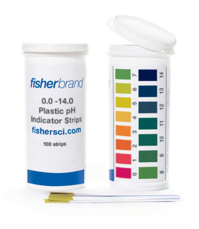 Fisherbrand Plastic Ph Strips Fisher Scientific