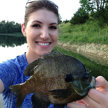Spring Spawning Bluegills Jennifer Pudenz