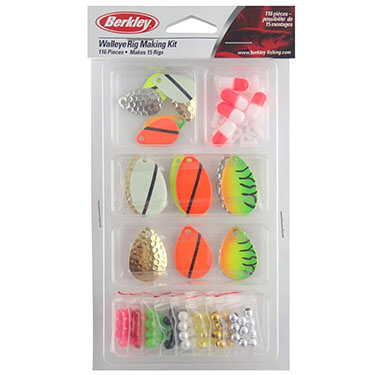 Berkley Walleye Rig Making Kit