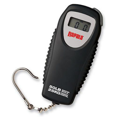 Rapala Digital Fish Scale (Mini 50 lb. Scale)