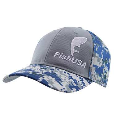 FishUSA Digital Camo Hat
