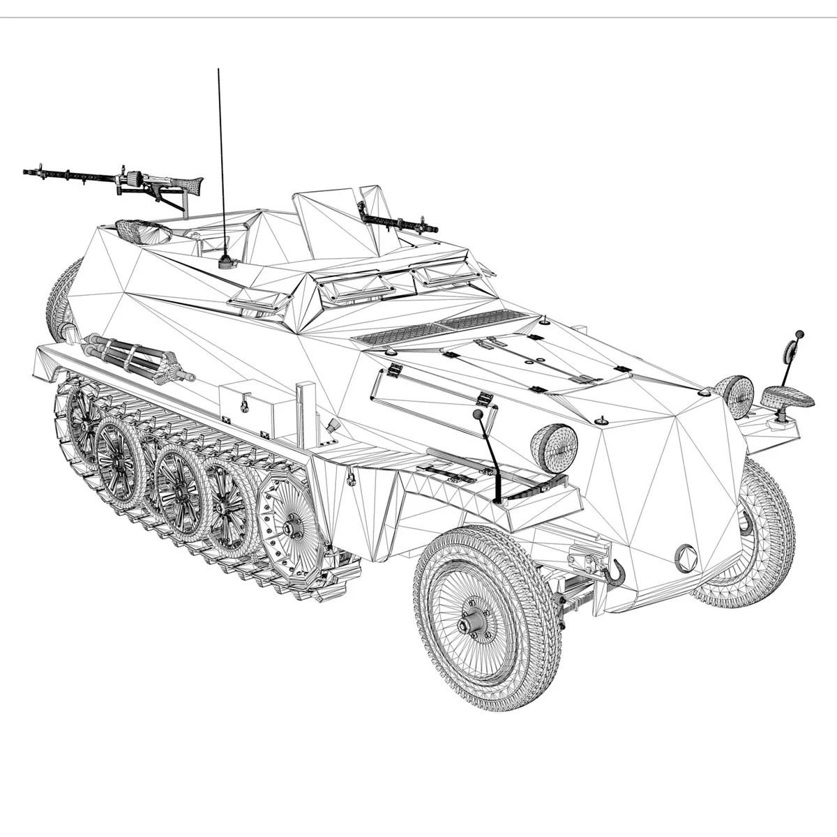 Sd Kfz 250 1