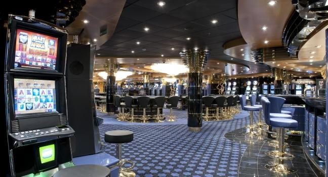 Image result for msc magnifica casino