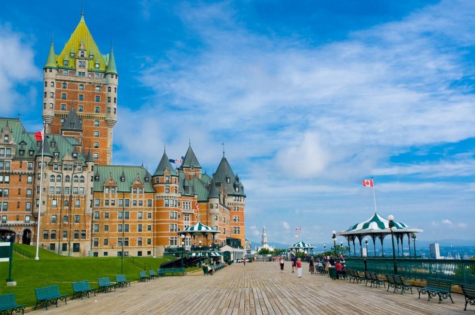 Family Restaurants Quebec City