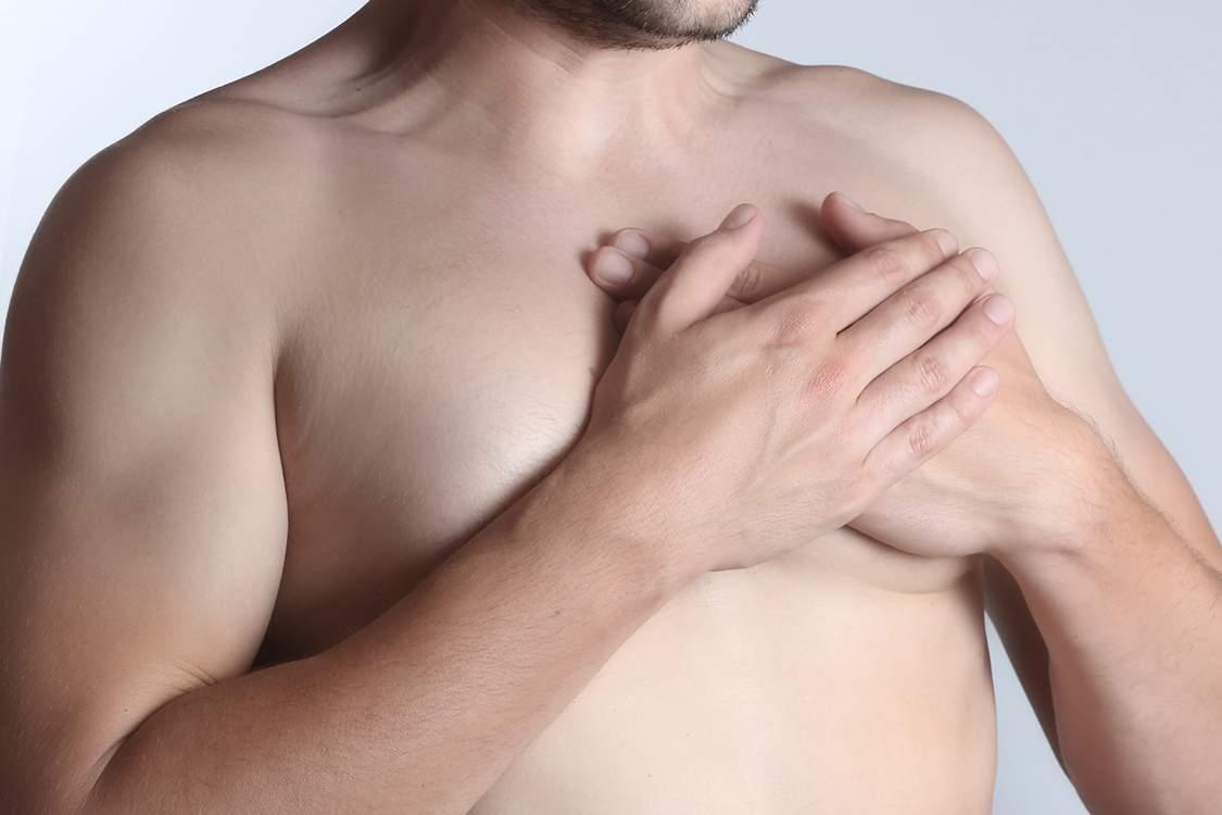 Cinco sinais que podem detectar o câncer de mama masculino