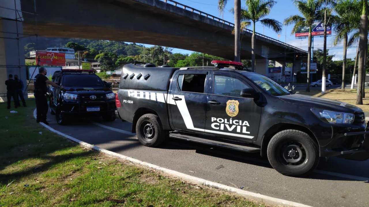 Polícia Civil deflagra quarta etapa da Operação Caim no ES