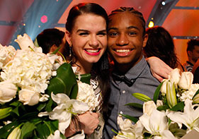 Amy Yakima And Fik-Shun Are Named America's Favorite Dancers On The Season 10 Finale