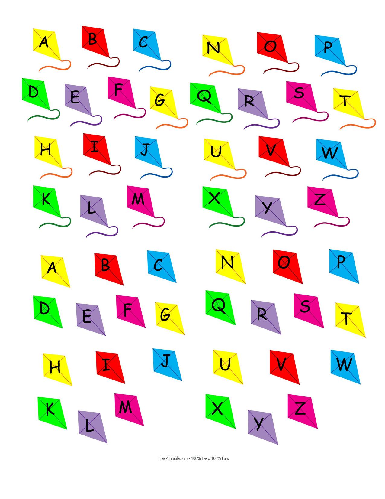 New Alphabet B As In Boy