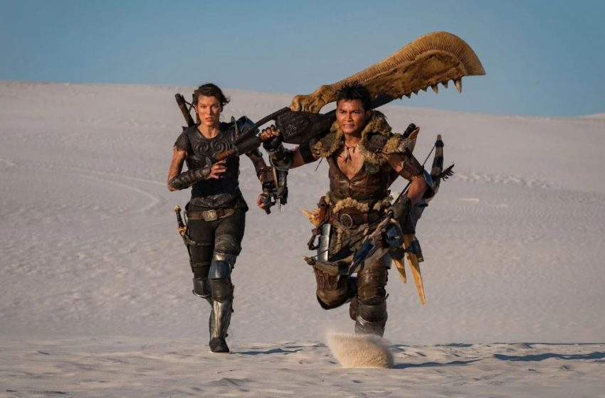 New Posters Show Off Gritty Barren Setting For Monster Hunter Movie Gamepur