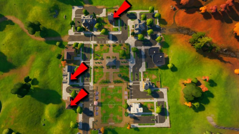 Holly Hedges and Fortnite Pleasant Park Fortnite Research Location