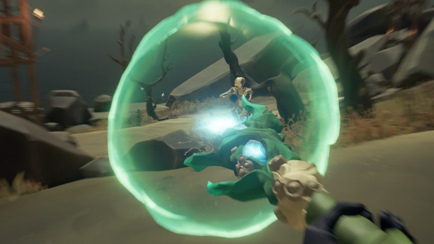Sea of Thieves: How to find and use the Trident of Dark Tides