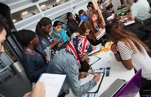Win An IPhone 7 With Sandwell College Capital Birmingham