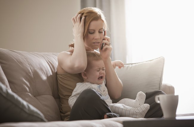 Image result for Staying At Home With Kids Is HARDER Than Going To Work