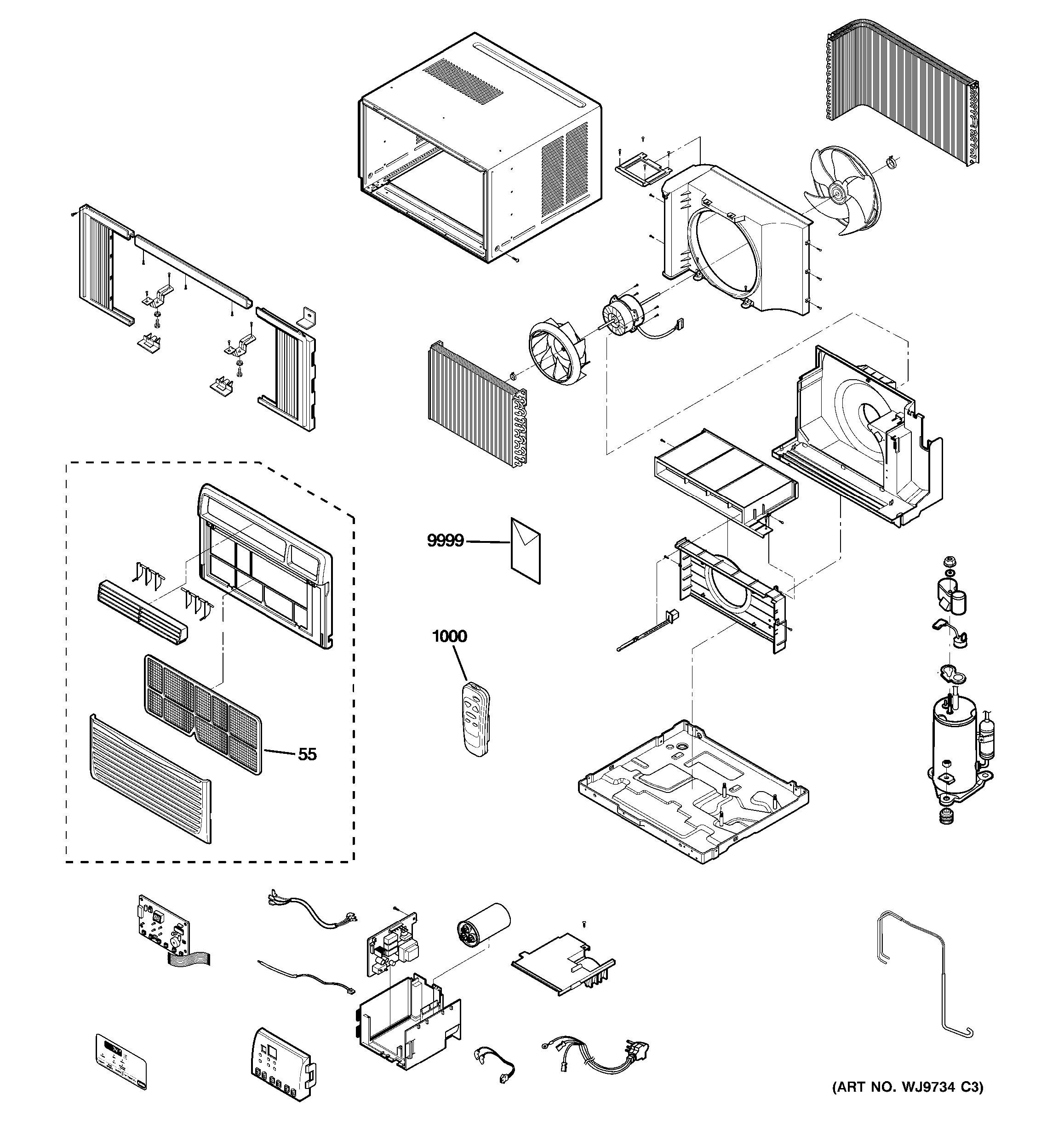 Grow Room Diagram