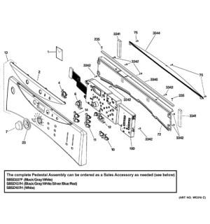 Model Search | DCVH640EJ0WW
