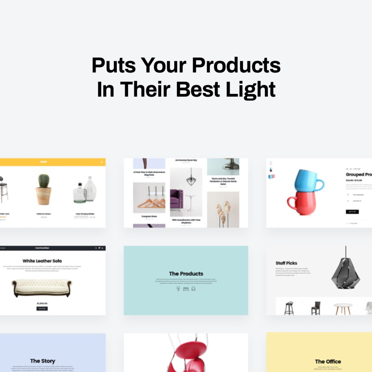 Merchandiser - eCommerce WordPress Theme for WooCommerce - 8