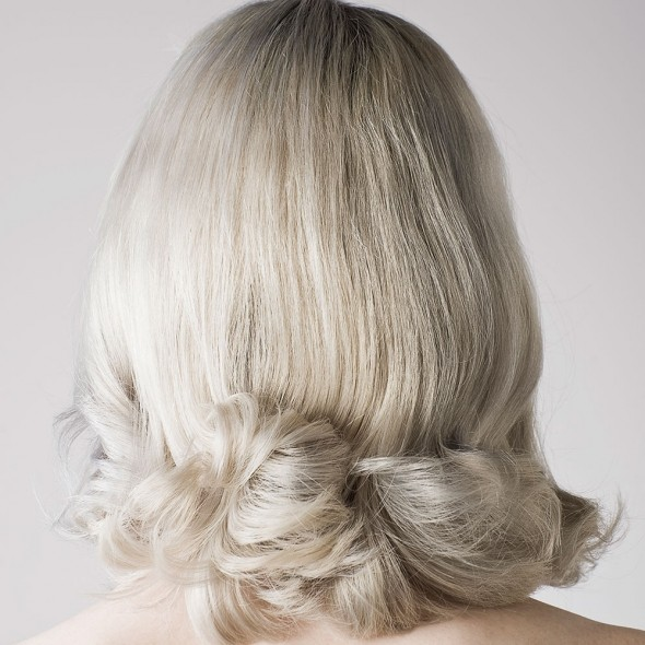 Best Way To Color Gray Hair 25 Best Ideas About Gray