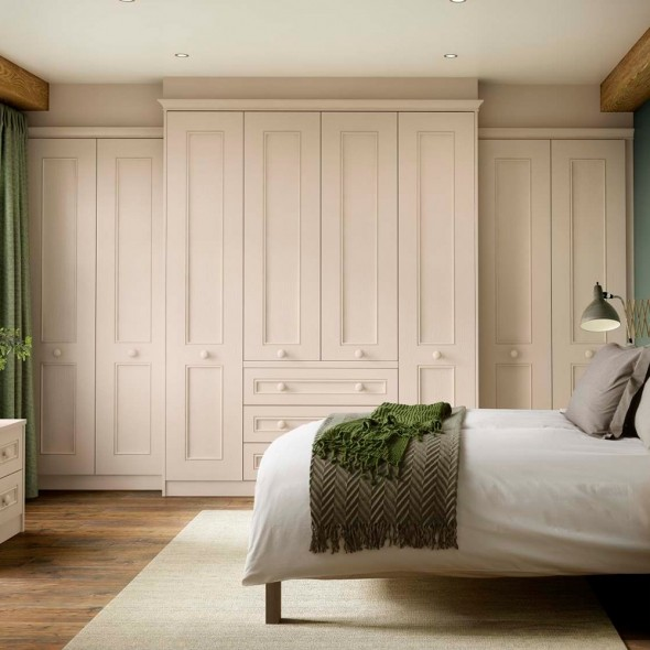 how to make the most of a small bedroom - good housekeeping