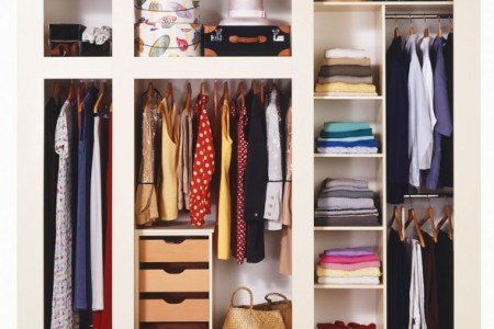 How to declutter your wardrobe   Tips for organising your clothes     5 golden rules for decluttering your wardrobe