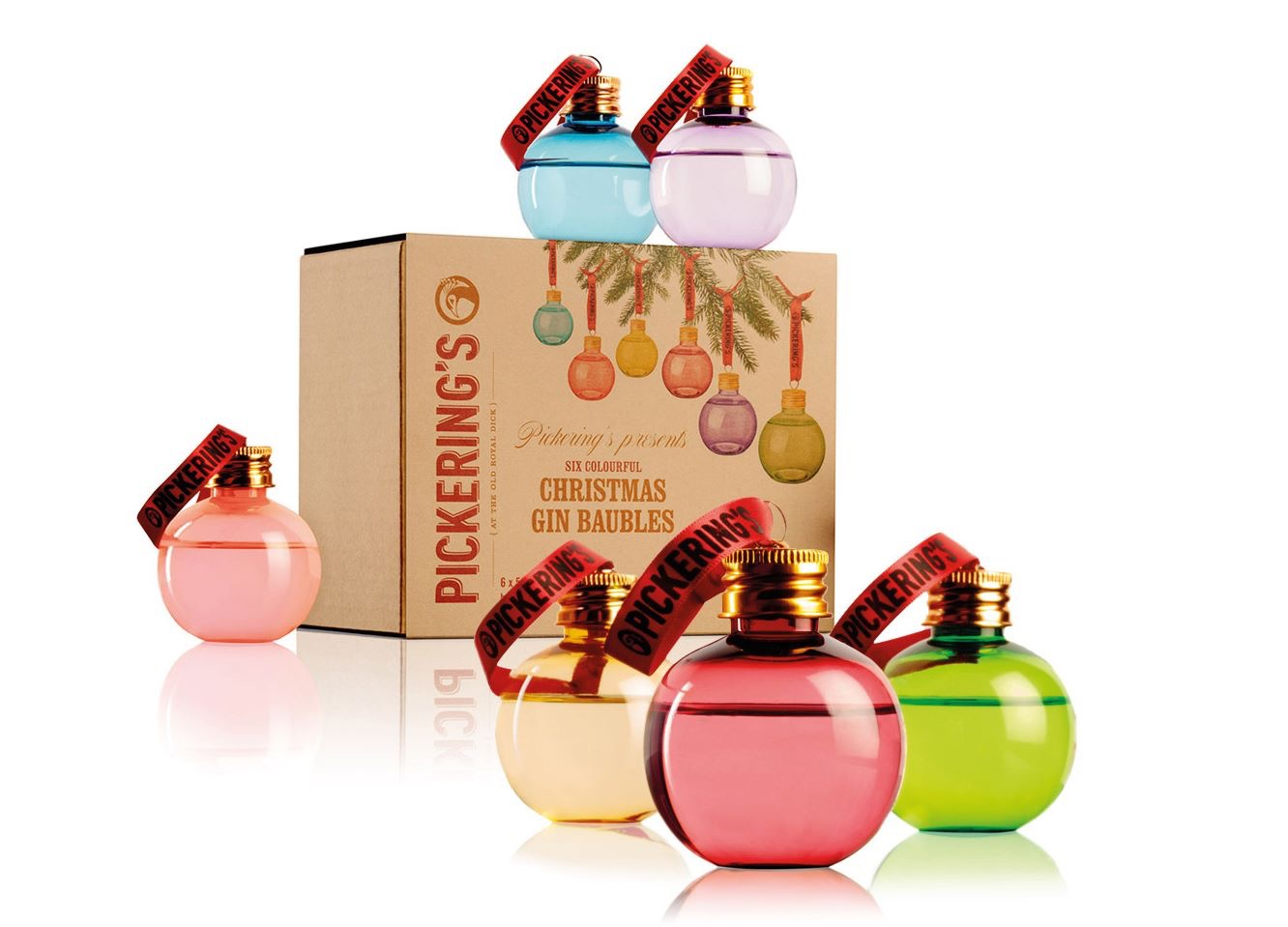 Image result for gin baubles