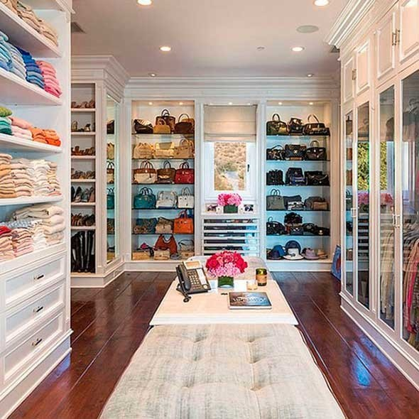 17 Dream Wardrobes We Wish We Lived In Interiors Good
