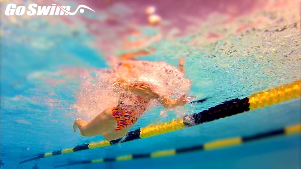 Beautiful breaststroke of Jessica Hardy