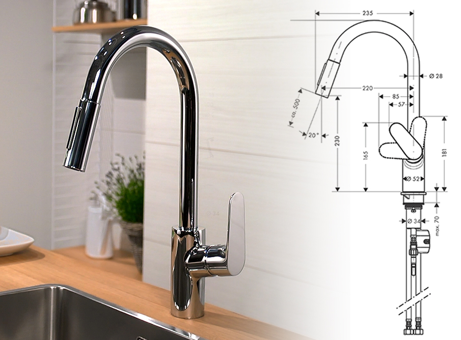 find spare parts for kitchen sinks amp