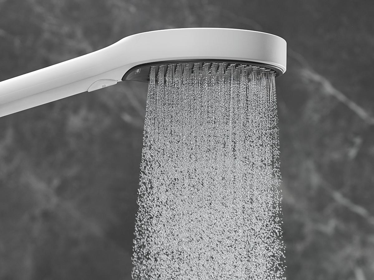 pommeaux de douche douchettes