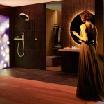 Smart Lighting In Your Shower Hansgrohe Int