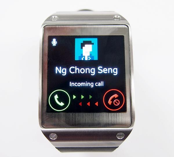 wearables - Llamadas en Samsung Gear