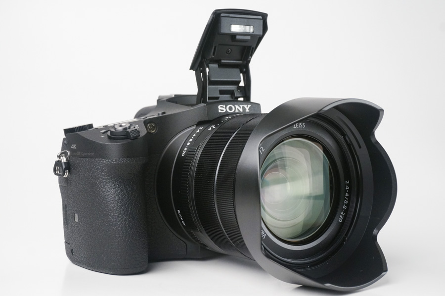 The Best Adventure Travel Compact camera - Sony RX10 III - Aperture