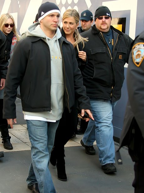 Which Celebrity Has The Biggest Bodyguard Of Them All Heart