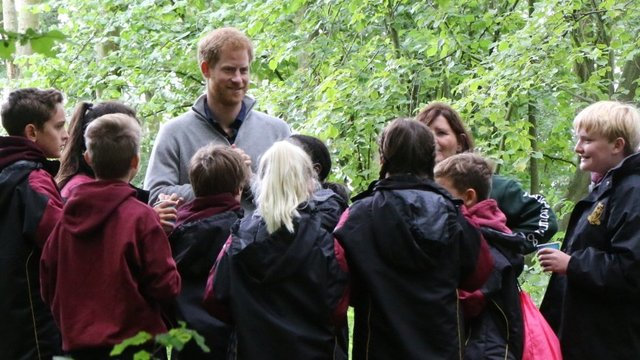 Prince Harry Visits Chelmsford