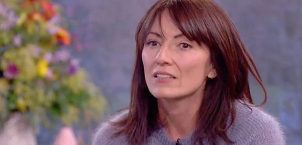 Davina McCall Reveals Shock Revelation As She Breaks