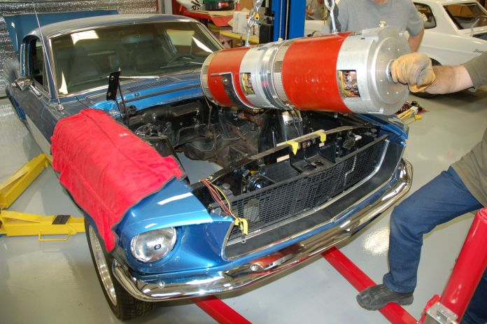 amped-up ponies – electric mustang converters promis | hemmings daily