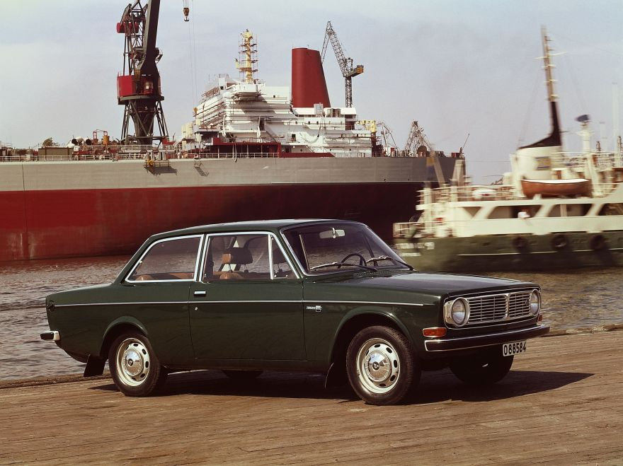 Image result for volvo 144
